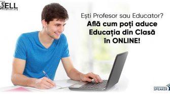 webinar pentru cadre didactice