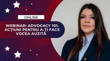 advocacy webinar america house