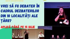 y-peer moldova dezbateri tineri