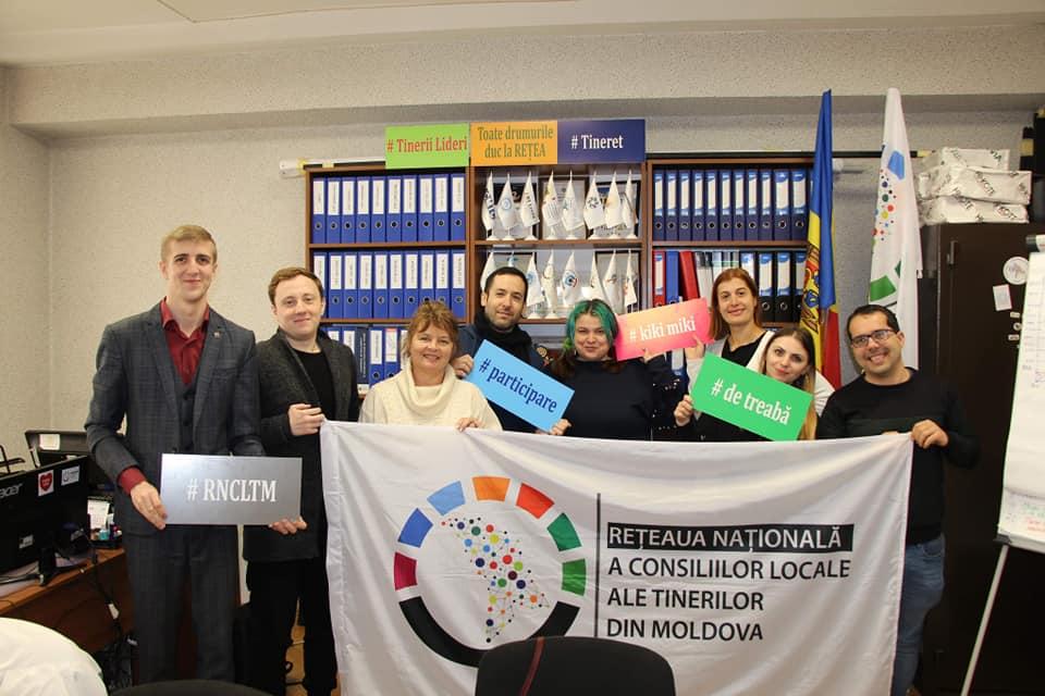 Rețeaua Națională a Consiliilor Locale ale Tinerilor din Moldova