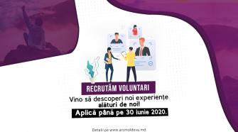 voluntariat arc moldova