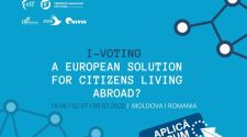 votul electronic dezbateri lid moldova