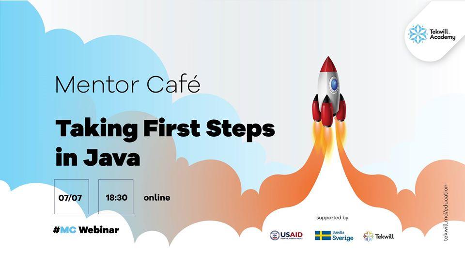 programare Java webinar tekwill academy