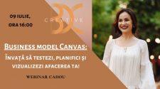 Business Model Canvas webinar