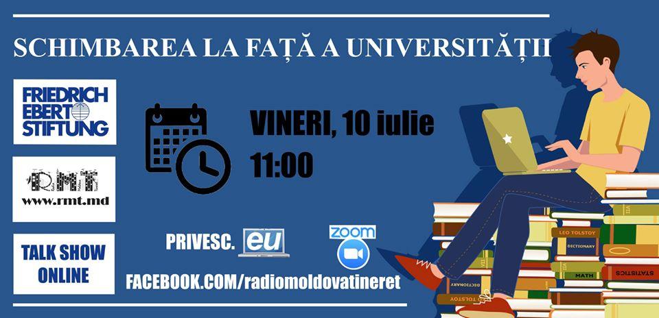 Talk Show radio moldova tineret