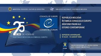 expoziția bnrm rm consiliul europei
