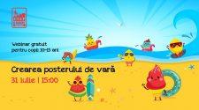 webinar gratuit pentru copii