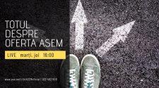 discuție LIVE asem specialități admitere 2020
