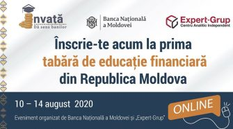 educație financiară tabără online