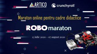 ROBOmaraton pentru cadre didactice