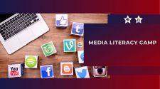 media literacy camp pentru tineri