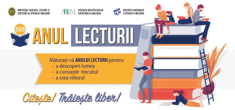 conferința internațională anul lecturii