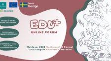 eveniment pentru formatori edu forum online