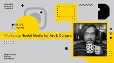 atelierul online pentru operatori culturali