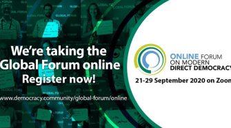 forumul global pentru democrație