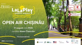 concerte open air orchestra națională