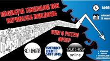 talk show online migrația tinerilor