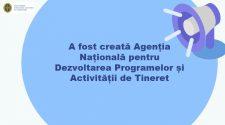 Agenția Națională pentru dezvoltarea programelor de tineret