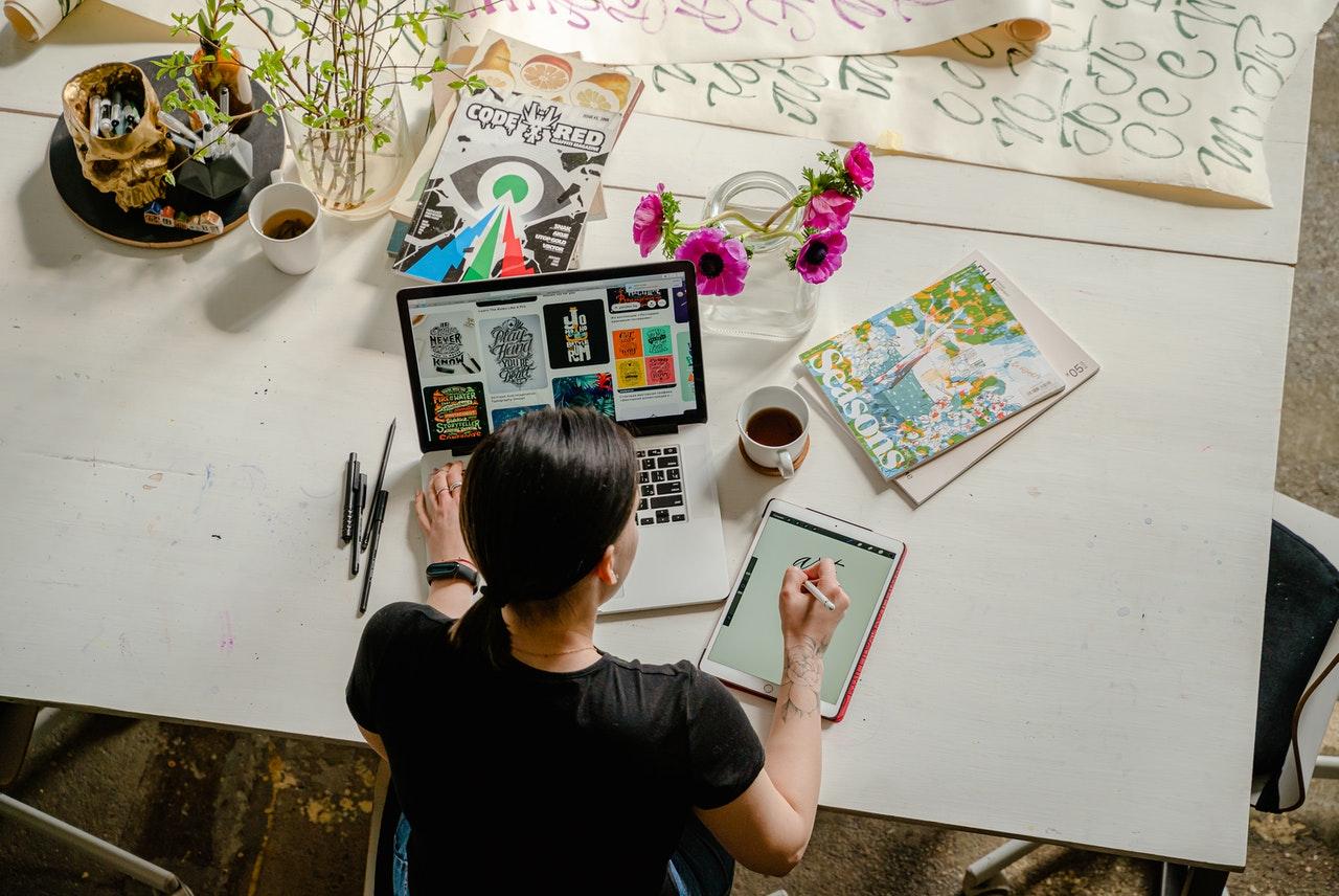 Creative Evenings online freelance
