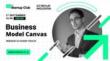 Business Model Canvas webinar gratuit