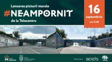 lansarea picturii murale #NeamPornit