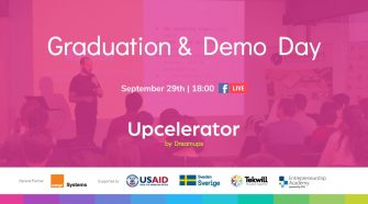 Upcelerator demo day