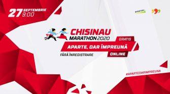 Maratonul Internațional Chișinău