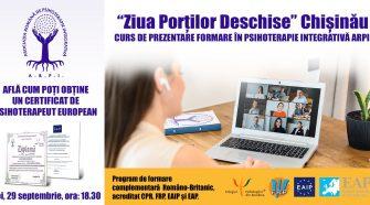 workshop psihoterapie inegrativă