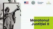 Maratonul Justiției invento