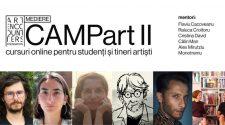 program de mentorat studenți arte