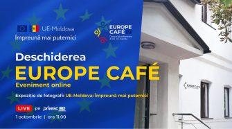 europe cafe eveniment de deschidere
