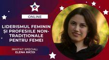 webinar liderism feminin