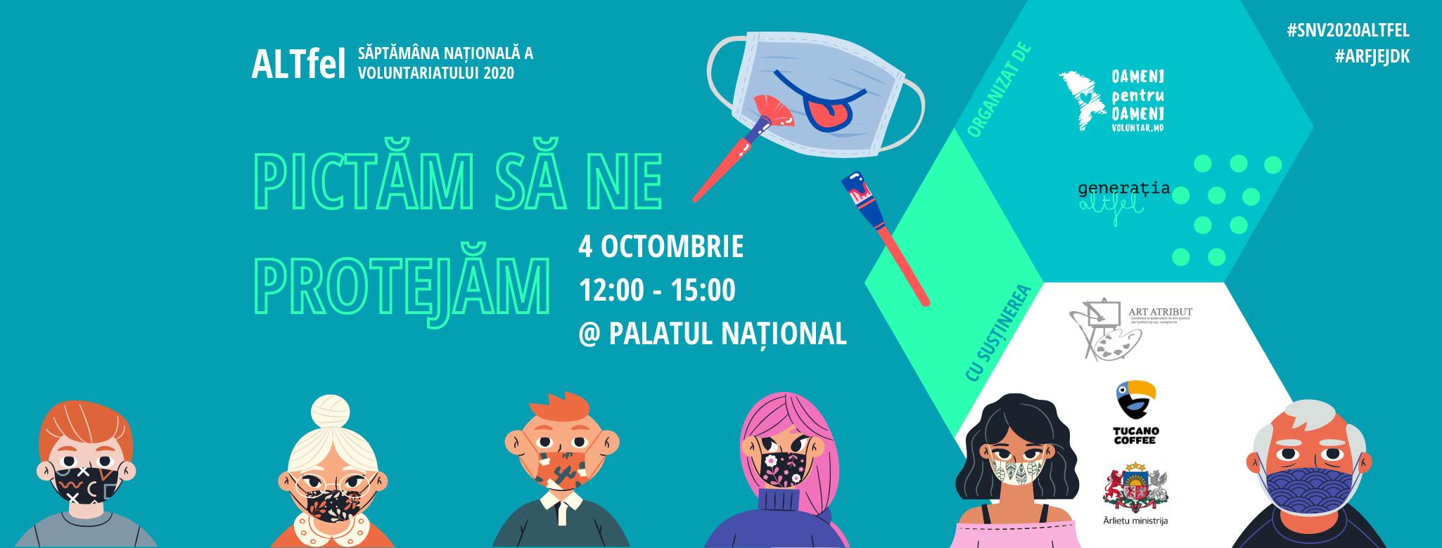 Săptămâna Națională a Voluntarilor 2020
