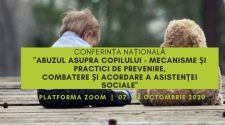conferința națională protectia copilului