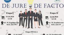 concurs pentru studenții de la drept
