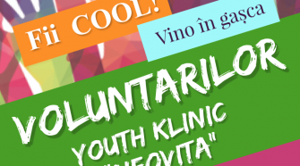 oportunitate de voluntariat youth clinic
