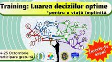 Activități pentru tineri