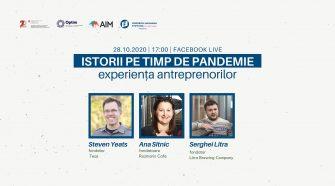 discuție live cu antreprenorii din md