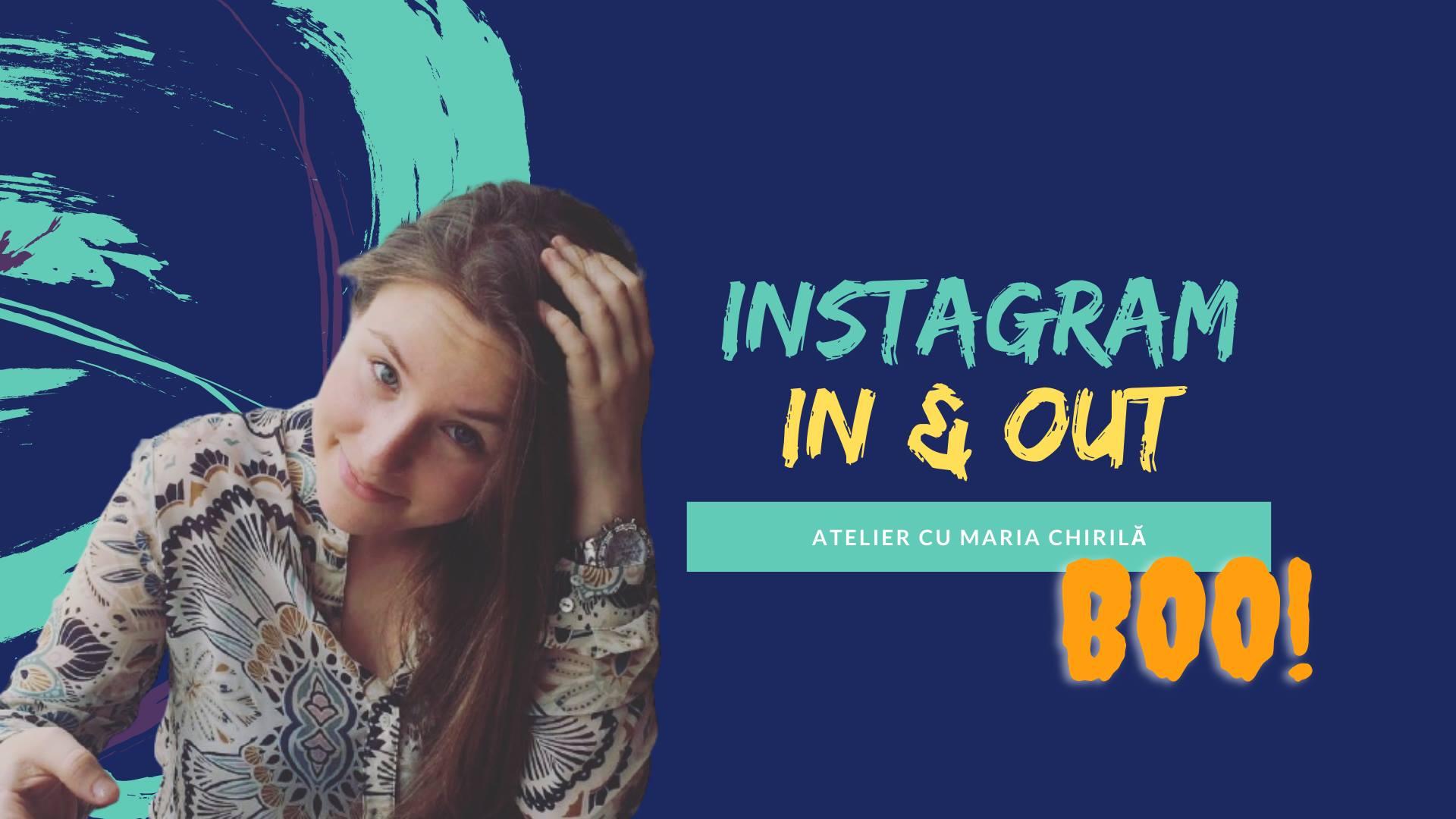 atelier de instruire instagram