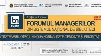 Forumul Managerilor 2020 bnrm
