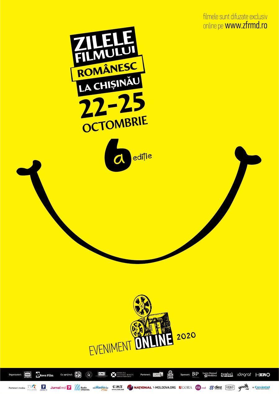 zillele filmului românesc 2020 chisinau