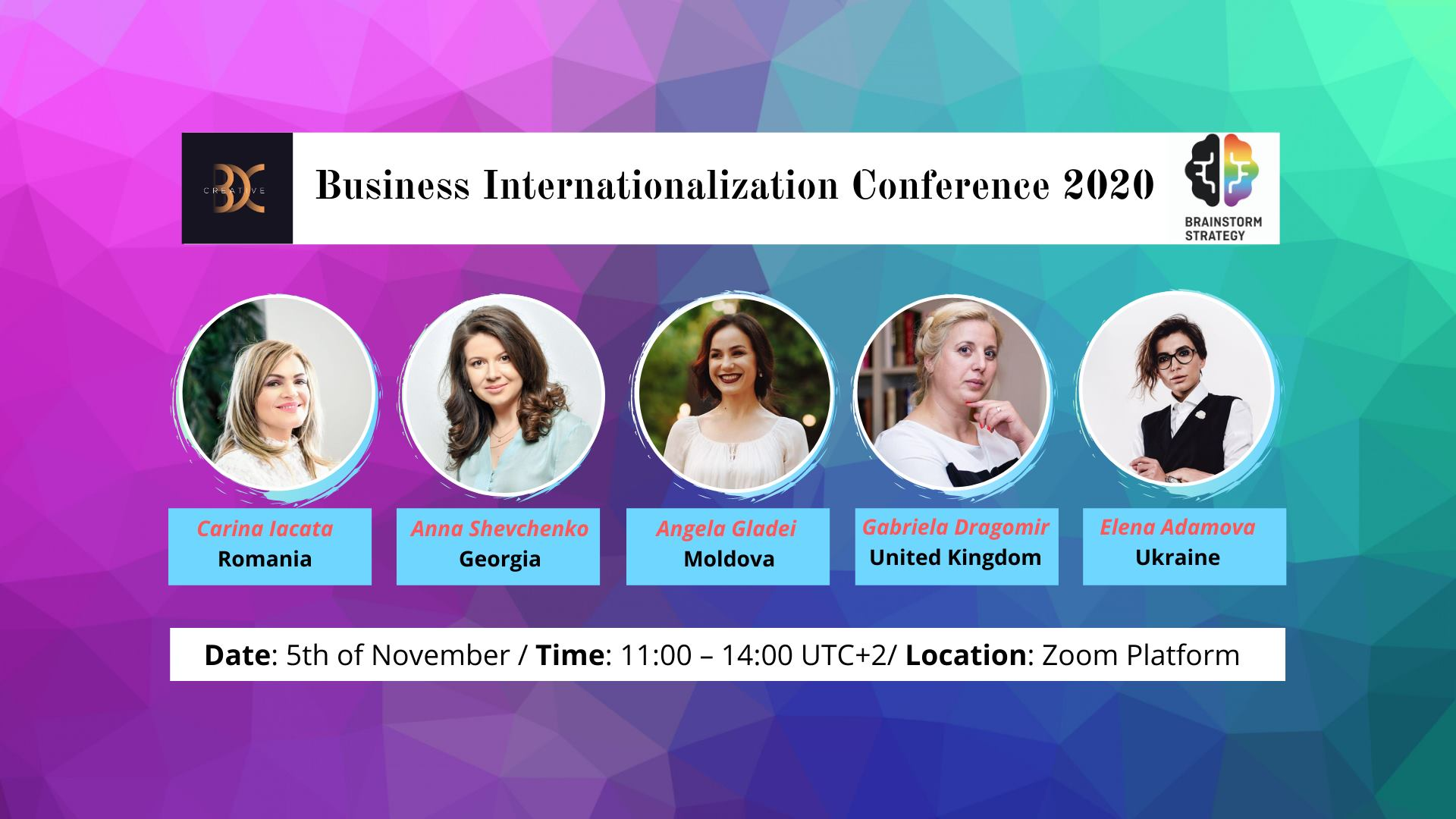 Business Internationalization Conference 2020