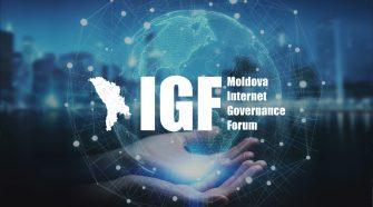 Participă la conferința Moldova IGF 2020