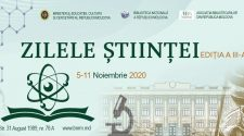Zilele Științei 2020 bnrm