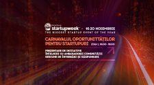 carnavalul oportunitatilor startup week