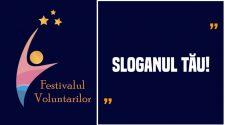 concurs Festivalul Voluntarilor 2020!