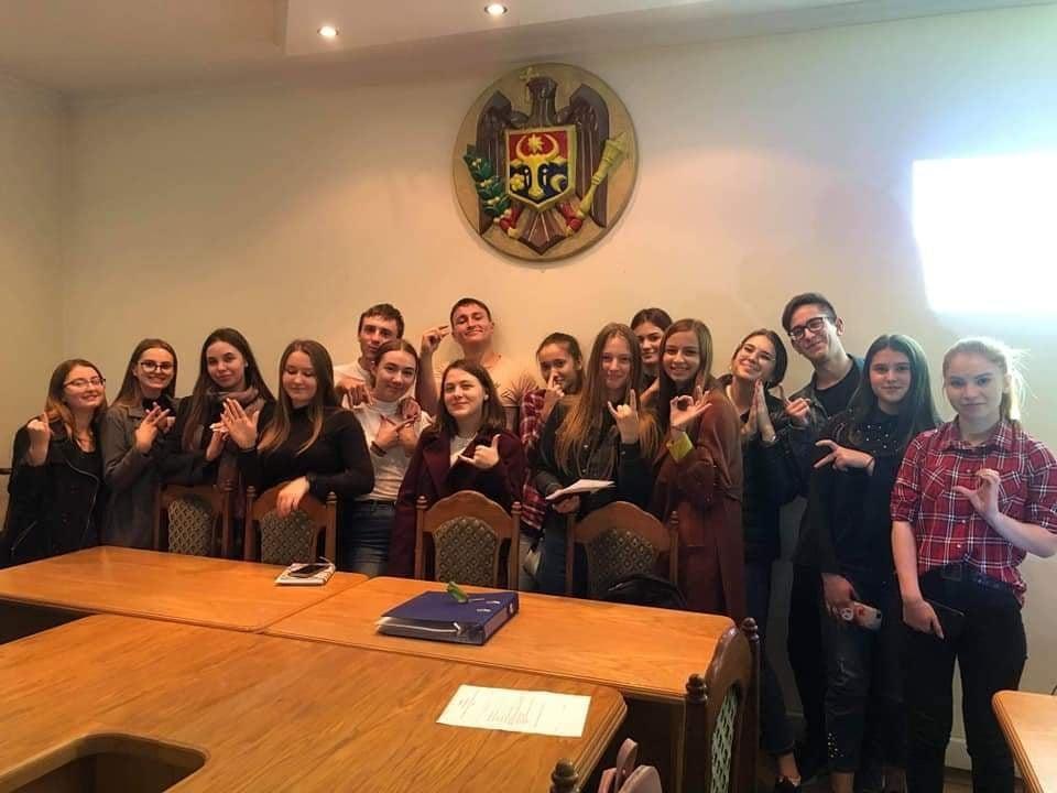 consiliul raional al tinerilor hancesti