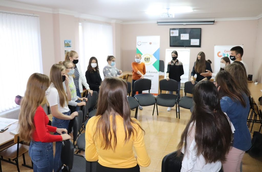 Consiliul Raional al Tinerilor