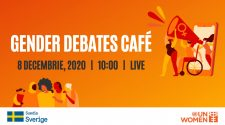 gender debate cafe