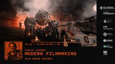 workshop filmmaking modern